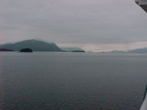Prince Rupert, BC to Ketchikan, AK via Ferry