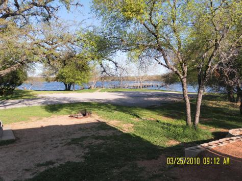 Fishing Pier at Inks Lake