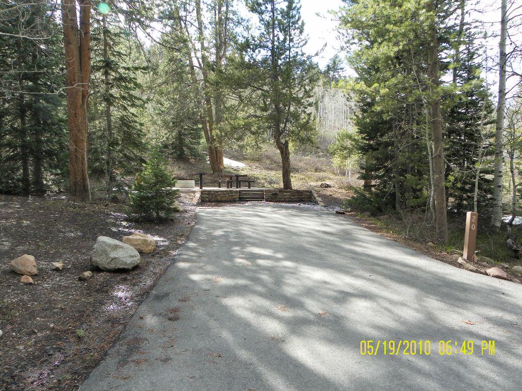 Sunshine At Lodgepole Campground Ut Pamperingcampers Blog