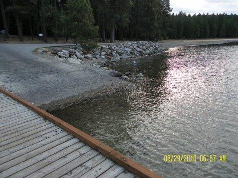 Sam Owen Campground Boat Ramp