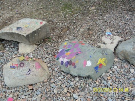 Rock Grafitti