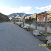 Snake River @ Hells Canyon, Idaho/Oregon border