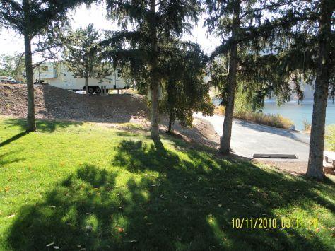 Site C15 in Woodhead Park on Brownlee Reservoir