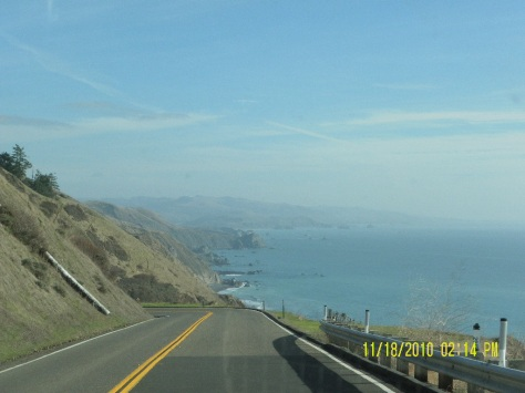 Hwy 1 - southbound