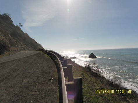 South on Hwy 1