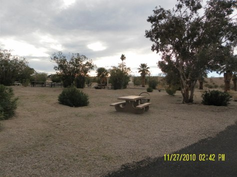 Temple Bar Campground