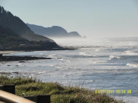 Oregon Coast - sunny