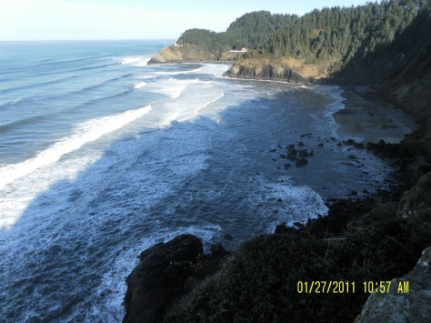 Heceta Head Overlook