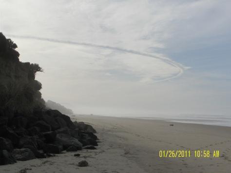 Morning on Tillicum Beach