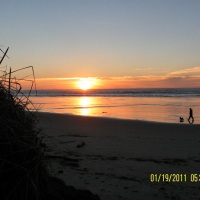 Tillicum Beach Campground, Central Oregon Coast