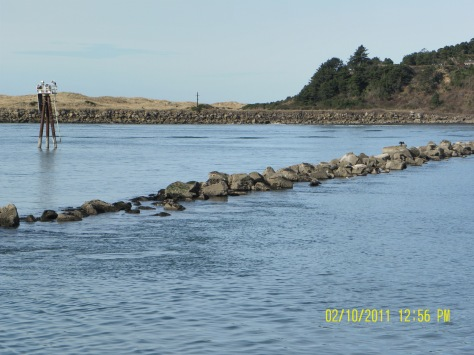 South Jetty, Newport, OR