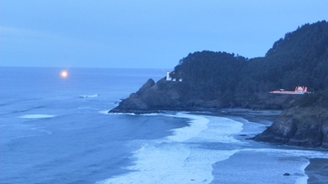 Christmas at Heceta Head Lighthouse