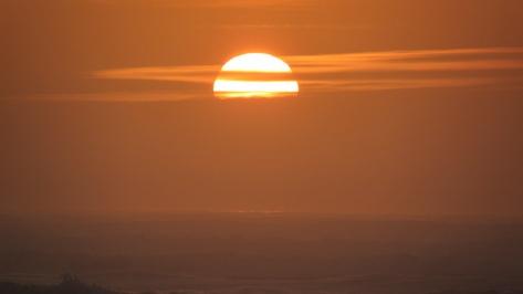 Lassoed Sun