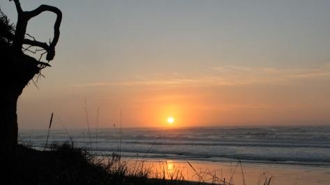 Tillicum Campground Sunset
