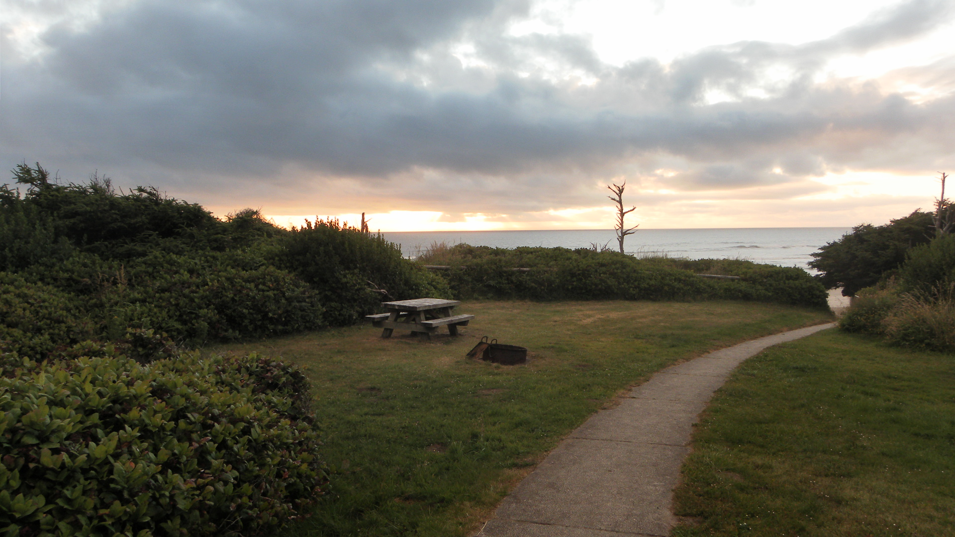 6 Great Oregon Coast Campsites With Ocean Views That