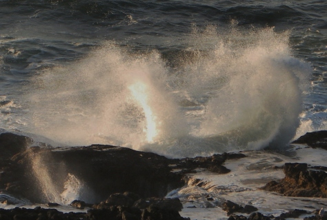 Cook's Chasm Waves
