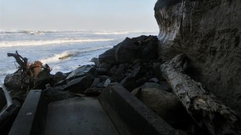 Pacific Ocean Present