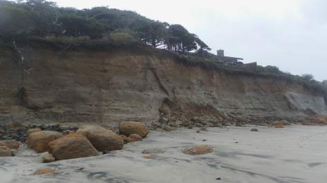 Cliff Face - Jan 25, 2012