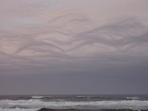 Tillicum Cloud Patterns - closeup