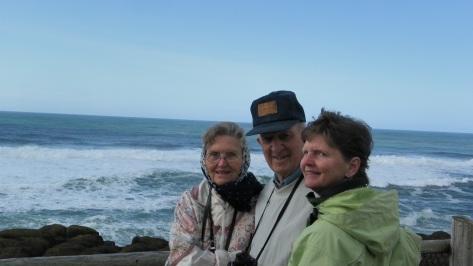 Sightseeing at Boiler Bay