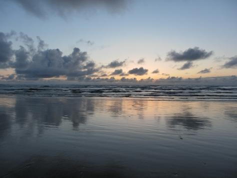 Tillicum Beach Reflections