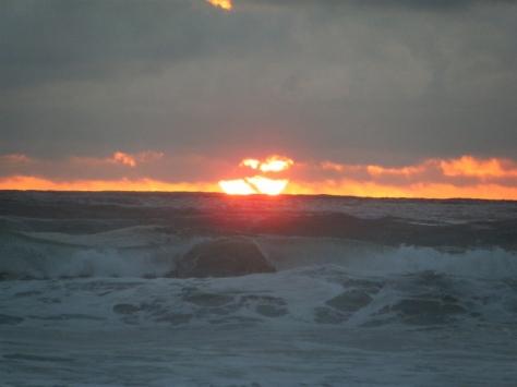 Tillicum Beach Sunset