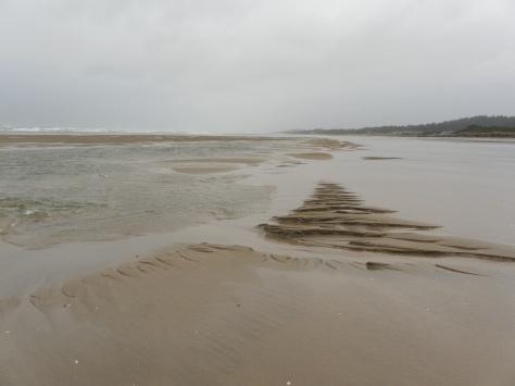 Windy Minus Tides