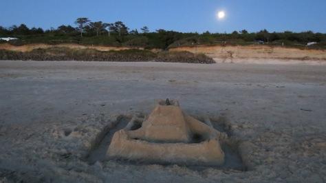 Blue Moon from Tillicum Beach