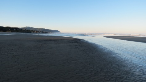 This Morning On Tillicum Beach