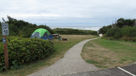 Tillicum Campground, Site 13