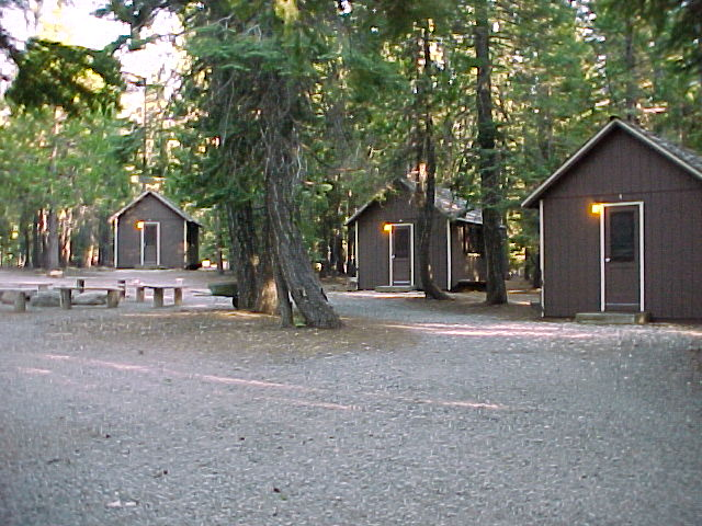 Camp Conery Group Campground Canyon Dam Ca