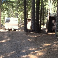 Yellow Creek Campground, Humbug Valley, No Cal