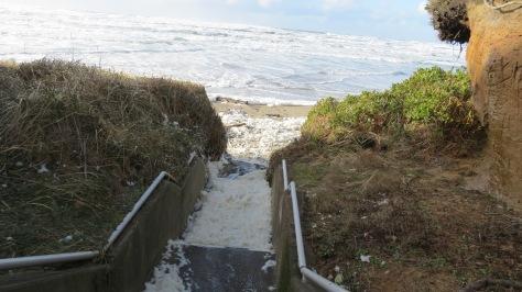 Tillicum South Stairway Foam