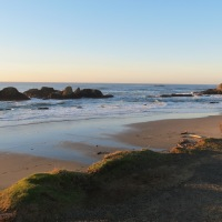Tides at Seal Rock, Oregon