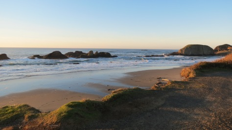 Seal Rock State Park Beach