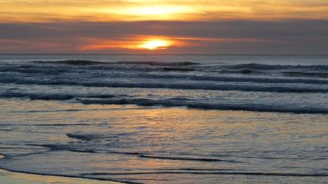 Crabbers Sunset