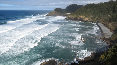 Heceta Lighthouse Overlook
