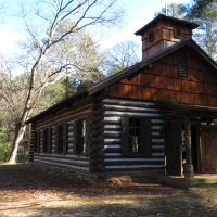 Mission Tejas, Ratcliff Lake, Davy Crockett National Forest