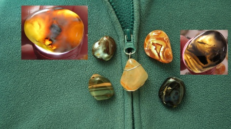 Wear Your Agate Proudly