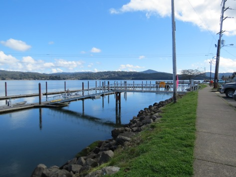 public docks - port of alsea