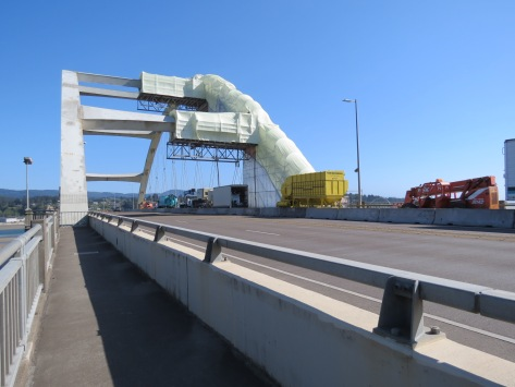 Alsea Bay Bridge Gets TLC