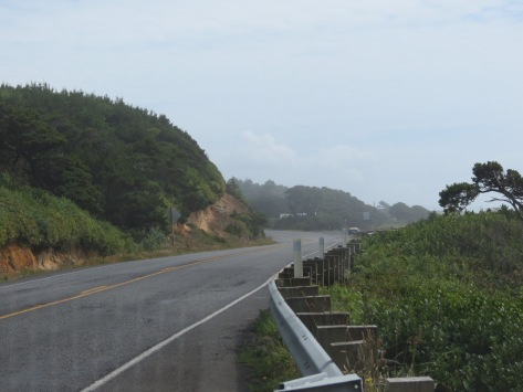 no cars on Hwy 101?