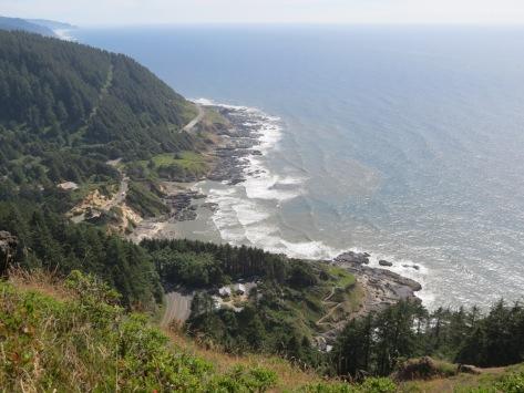 Cape Perpetua Scenic Overlook