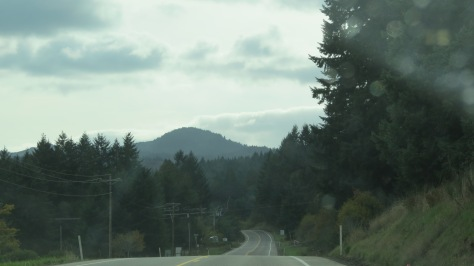 Hwy 34 from Philomath to Waldport