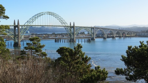 Yaquina Bay Bridge (Newport