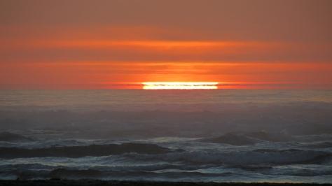 Sunset Wafers