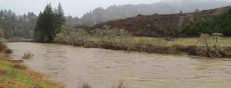 alsea river - 14 ft
