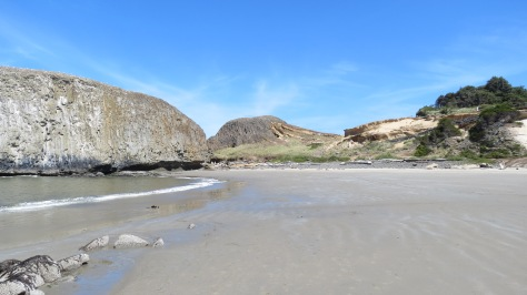 Seal Rock State Park beach access